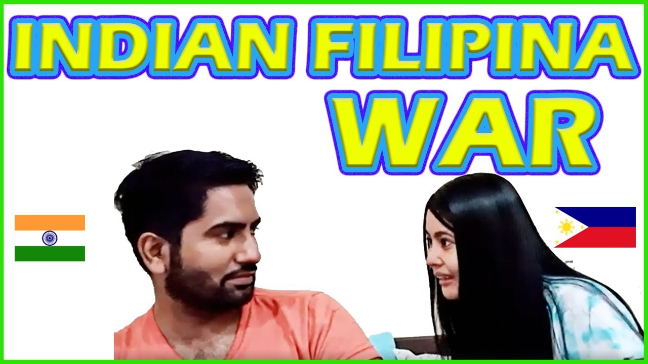 Download How we fight on normal issues // indian filipino vlogger // india philippines couple // TikTok Pinoy