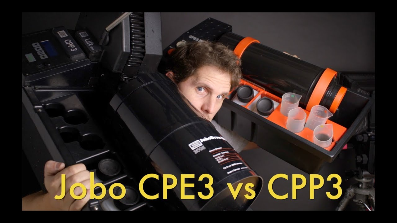 Download Jobo CPE3 vs CPP3 || Buying Guide