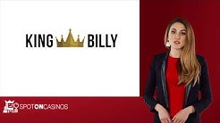King Billy Casino Review 2019 - The Ultimate Casino Review!