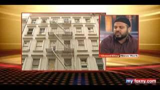 Ground Zero Mosque & ICNA, on FOX NY