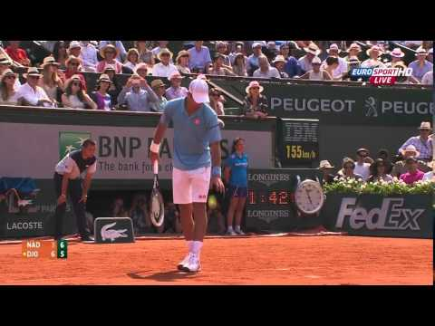 Roland Garros 2014 Final Nadal vs Djokovic