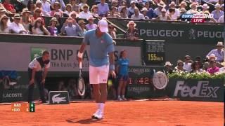 Roland Garros 2014 Final Nadal vs Djokovic