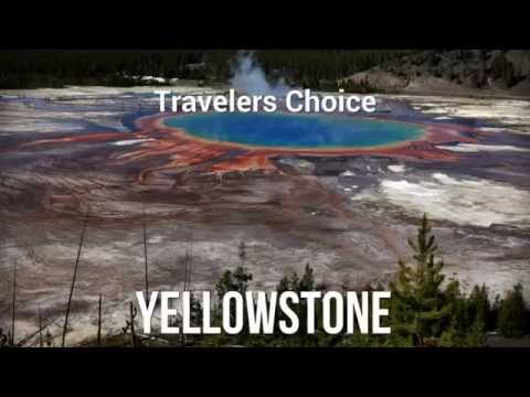 Traveler's Choice: Yellowstone || Places To Travel In USA