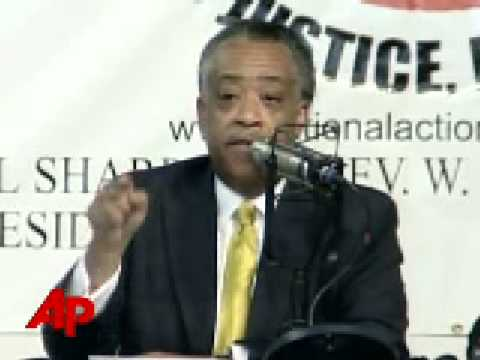 Sharpton Promises Action Following Bell Verdict