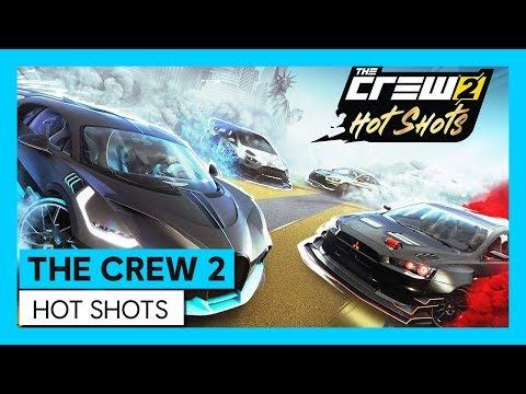 THE CREW 2 : Hot Shots   Трейлер   Ubisoft