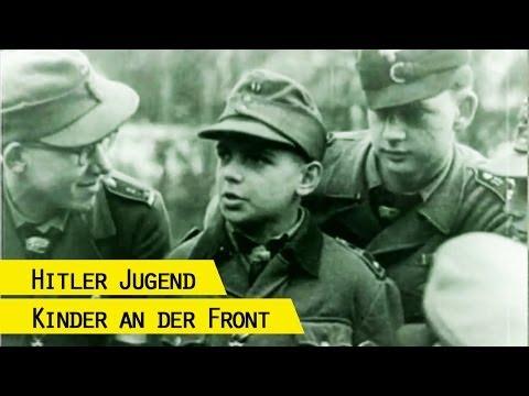 Hitlerjungen kämpfen an der Front (Ausschnitt aus