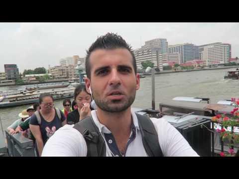 Bangkok-ul istoric - Ep2 : Wat Pho & Shopping LOL