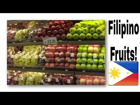 American Tries Tropical Fruits In The Philippines For The First Time! - My #Kwento