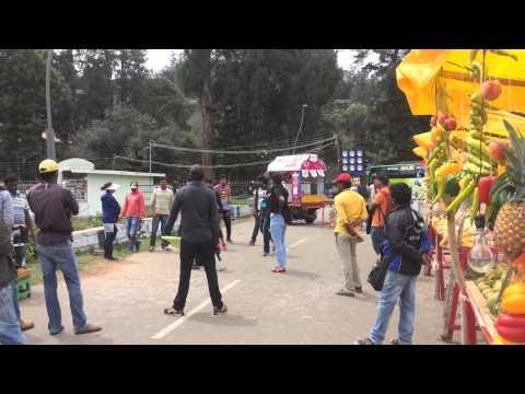 Jithan 2 Song shooting at Kodaikanal