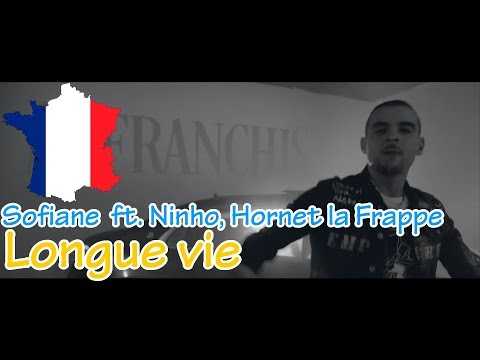 🔥GERMAN REACTS TO FRENCH RAP🎙:  Sofiane Longue vie Ft Ninho, Hornet la Frappe
