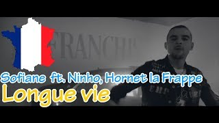 🔥GERMAN REACTS TO FRENCH RAP🎙:  Sofiane Longue vie Ft Ninho, Hornet la Frappe thumbnail