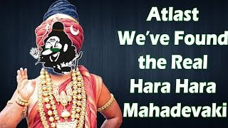 Atlast We've found the real Hara Hara Mahadevaki | Marina Protest Version 2.0 | Farmers Protest