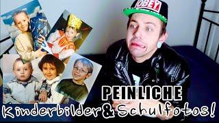 Peinliche Kinderbilder + Schulfotos 🍼 Baby Max Amphetamine & Verena Schizophrenia 👶🏼😅