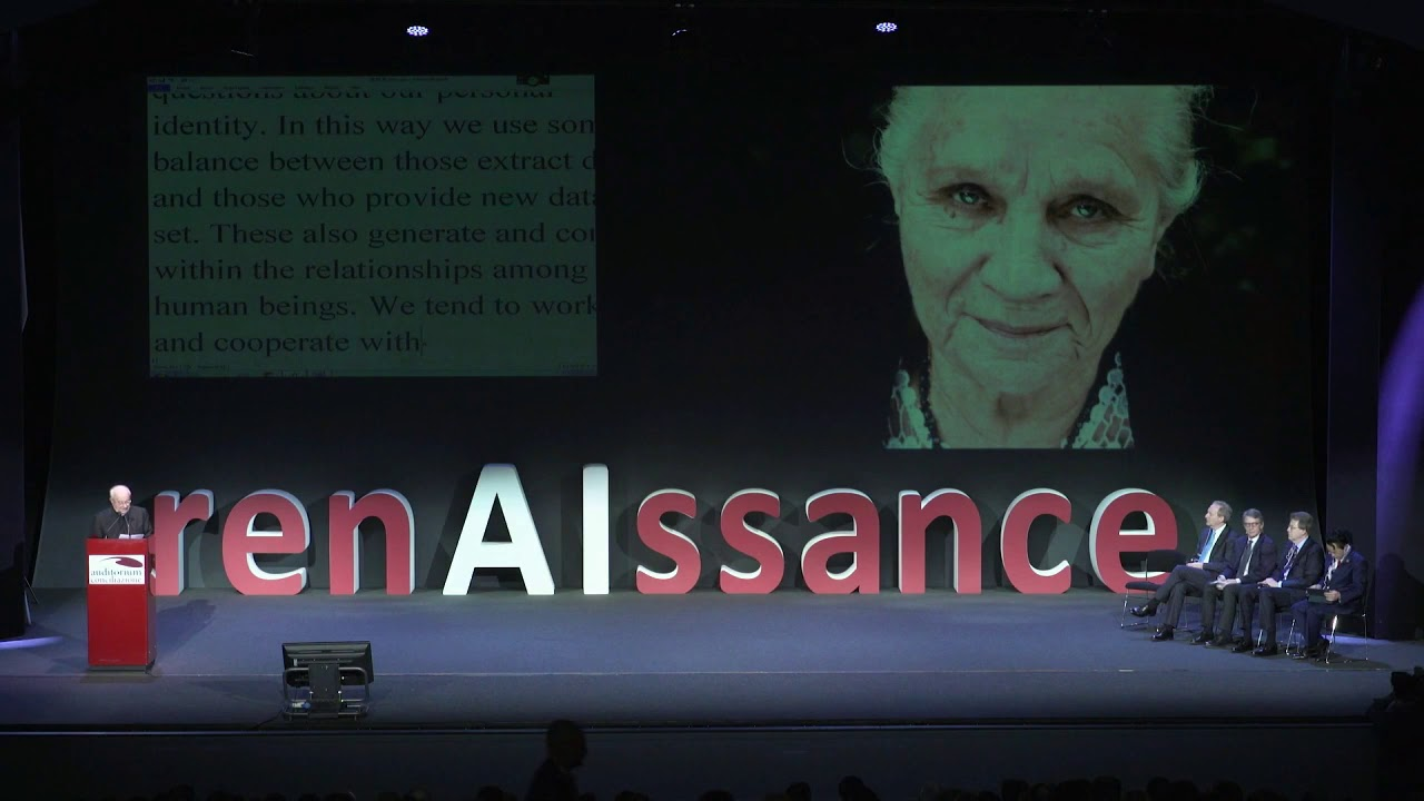 renAIssance Roma Call for AI Ethics