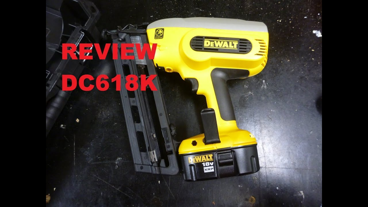 New Dewalt Nail Gun Review - Best Nail 2017