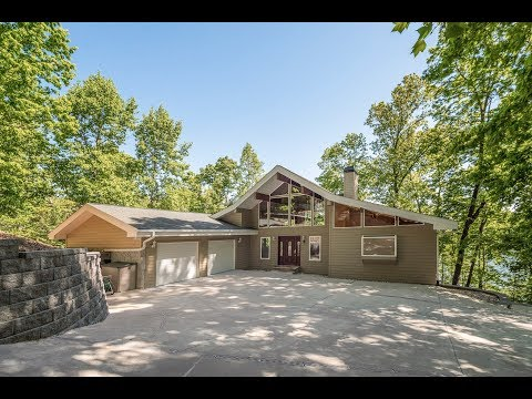 Lake Hartwell Waterfront Home on Great Water