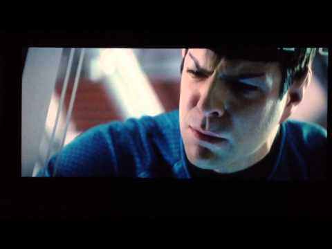 Star Trek: Into Darkness - Kirk and Spock Emotional Scene