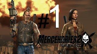 Mercenaries 2: World in Flames - En Cooperativo y español - Parte 1