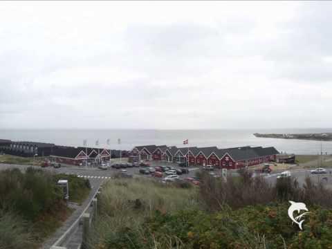 Panorama Hvide Sande Dänemark
