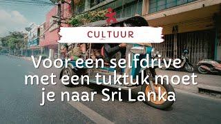 Tuktuk-selfdrive door Sri Lanka | Riksja Travel