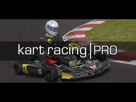 Kart Racing Pro. Возвращение к истокам. Картинг.