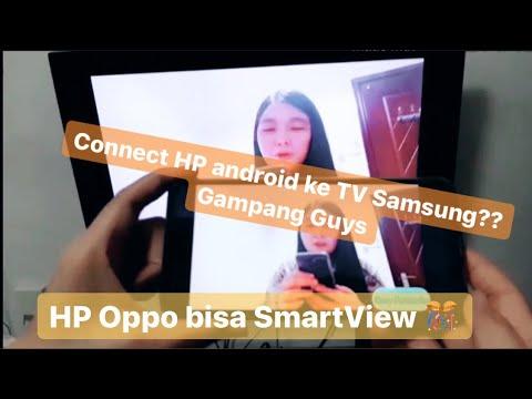 Cara Hubungkan HP SAMSUNG Ke TV LED / LCD.