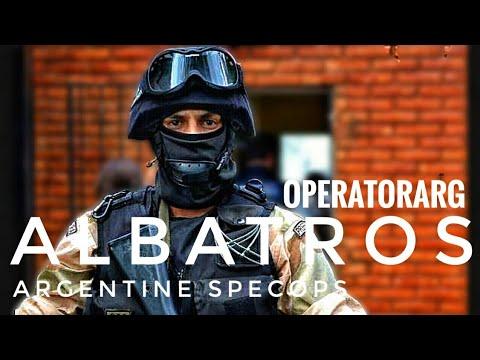 Albatros | PNA | Argentine coast guard | Special forces