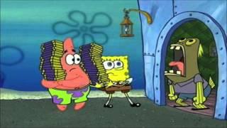 SpongeBob Metal (CHOCOLATE)