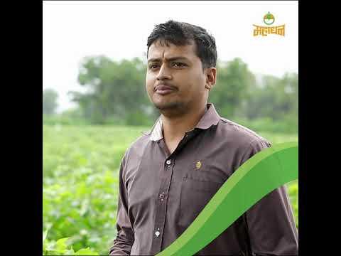 खरे शेतकरी, खऱ्या गोष्टी - श्री. राहुल पाटील. पीक: कपाशी