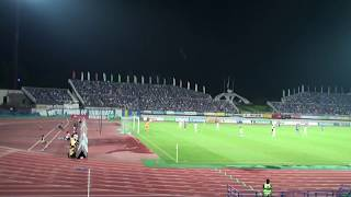 2017/7/22 J2第24節 モンテディオ山形vs湘南ベルマーレ NDスタ モンテデ...
