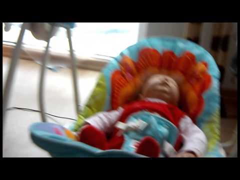 Anna Elektrisch Babyschaukel Ist Da Von  Fisher Price