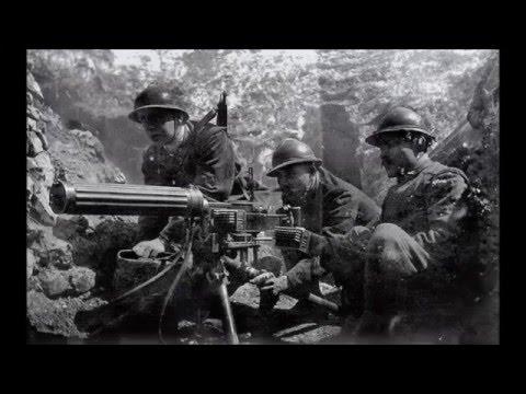 Italian Machine Guns 1901 to 1945
