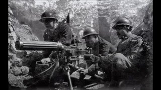Italian Machine Guns 1901 to 1945