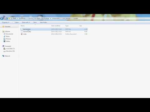 SOLUTION - Joomla 500 Unknown column Banner Error