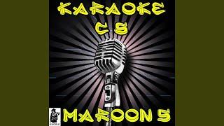 Goodnight Goodnight (Karaoke Version) (Originally Performed By Maroon 5)
