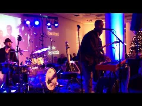 Andrew Roachford at Muziekgebouw Eindhoven Holland GREAT SHOW!