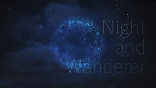 "Chouchou - Concept Album ""Night and Wanderer"" Trailer"