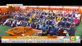 MWANGI: President Kenyatta's Uganda visit a step in the right direction