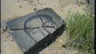 Мусульманское кладбище «Ага Деде» в Армении / Muslim cemetery