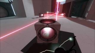 Portal 2 part 8 Triple Lazer Mess up Thumbnail