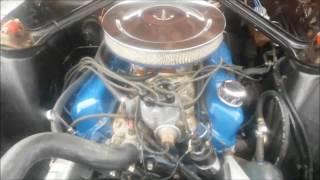 1968 Ford Mustang 302 V8 5 Speed - Vortex - KILLER 68