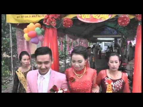 DAM CUOI TAN DAT VA BICH VAN(22/10/2015)