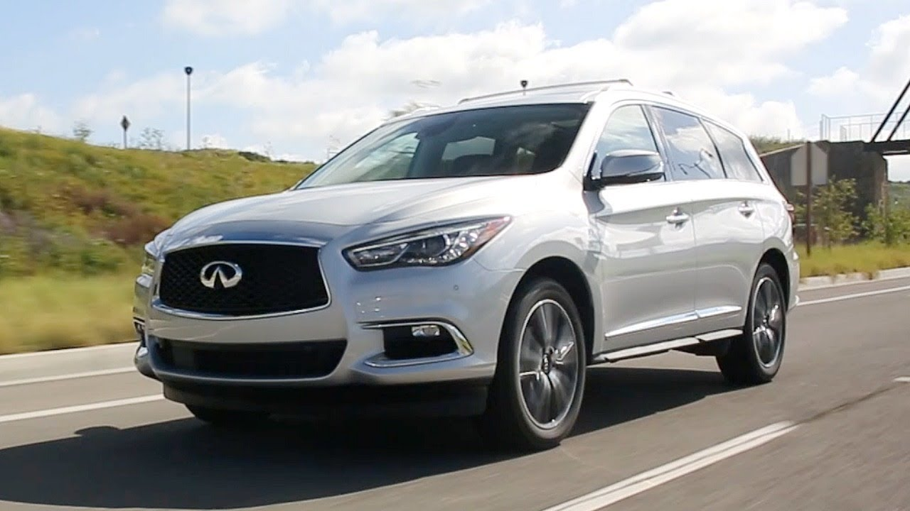 2017 Infiniti Qx60 Review And Road Test