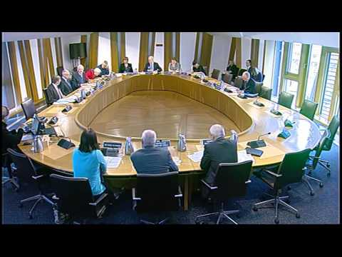 Standards, Procedures and Public Appointments Committee - Scottish Parliament: 26th March 2015