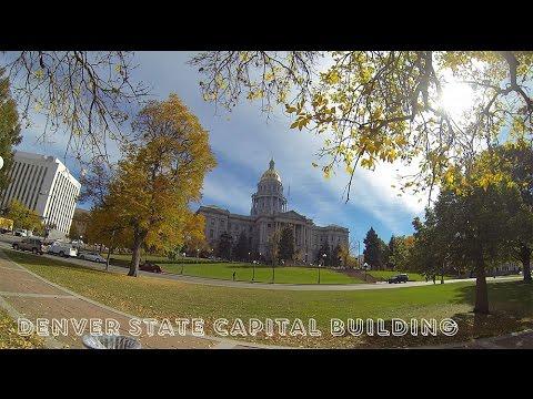 Tour of Downtown Denver, Colorado