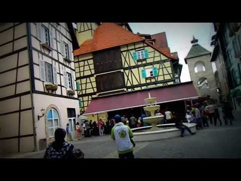 The Entire Tour of Colmar Tropicale Bukit Tinggi In 10 Minutes