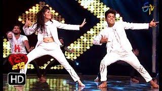Ritik and Tanvi Performance   Dhee Jodi   24th October 2018   ETV Telugu