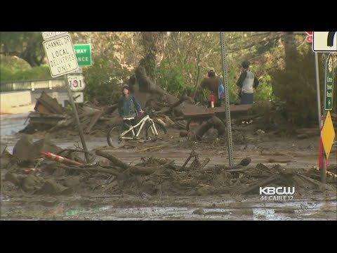 Montecito Community Devastated My Tragic Mudslide