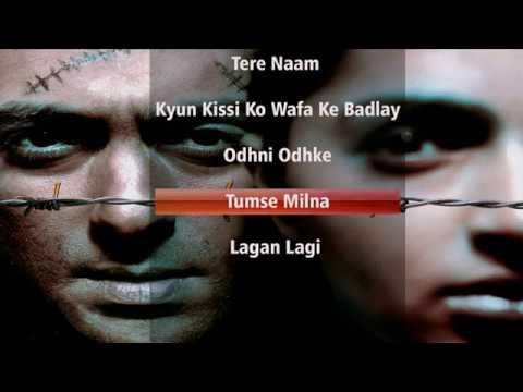 Tere Naam  Jukebox  Salman Khan  Bollywood Songs