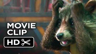 Guardians of the Galaxy Movie CLIP - Prison Break (2014) - Bradley Cooper Movie HD